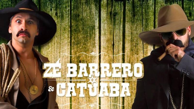Zé Barrero e Catuaba - O Lobo e o Frango