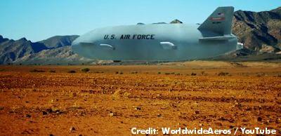 UFO Airship (2)
