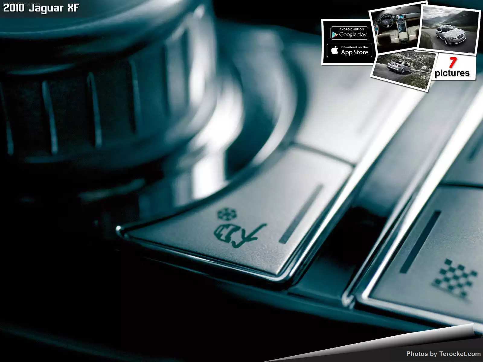 Hình ảnh xe ô tô Jaguar XF 2010 & nội ngoại thất