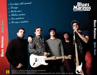 Aarón Herrero - BluesMarinos