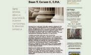 DCarsonCPA on Compliance and Regulatory Project Services