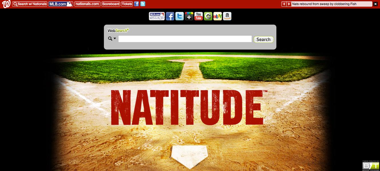 Washington Nationals Updates (@nationals_natitude ...