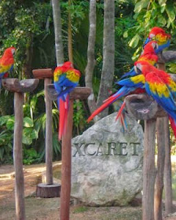 Xcaret Riviera Maya, México