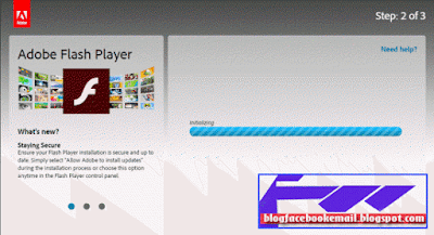 cara download flash player terbaru