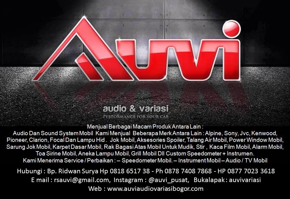 AUVI - Audio Variasi Bogor