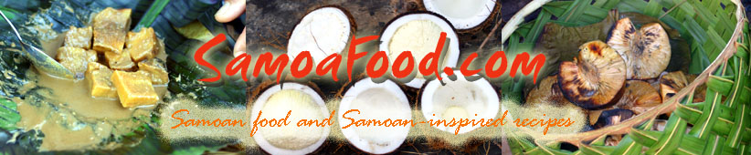 Samoa Food
