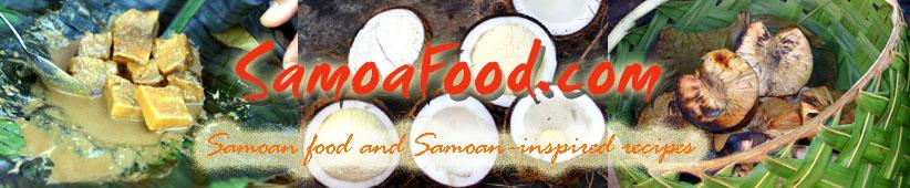 Samoa Food