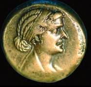 Cleópatra, qual a verdade por detrás do mito? Moeda%2B2