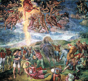 The Conversion of Saint Paul and the Two Michelangelos