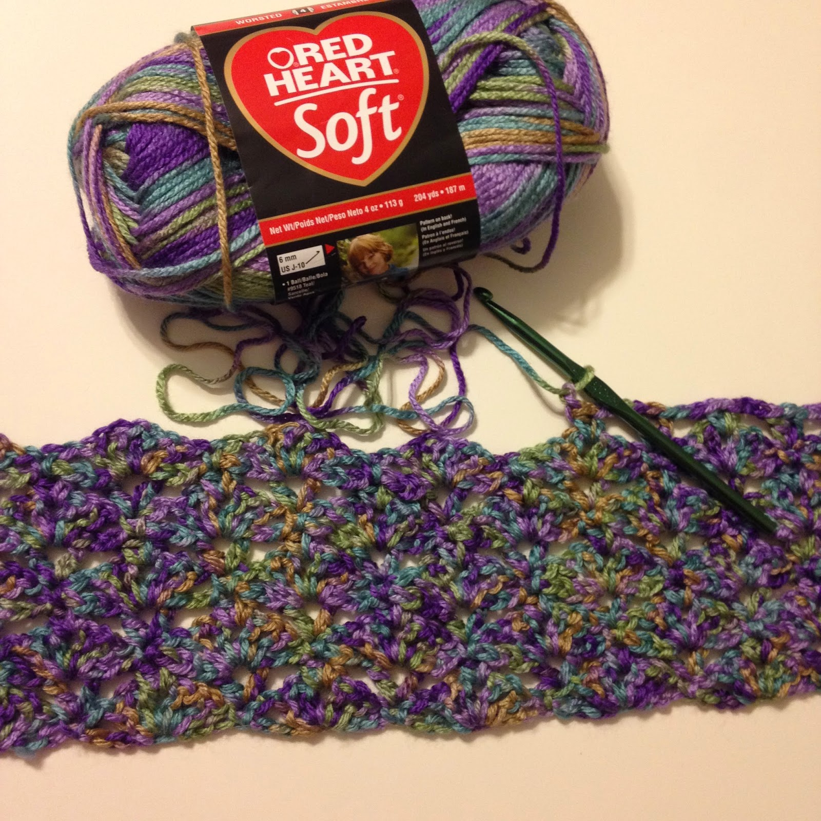The Consulting Crocheter: April 2014