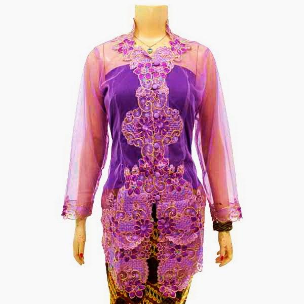 Kebaya Batik Modern KODE : KBW 122
