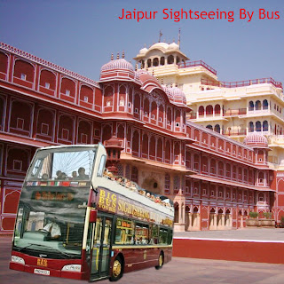 Bus Sightseeing Jaipur
