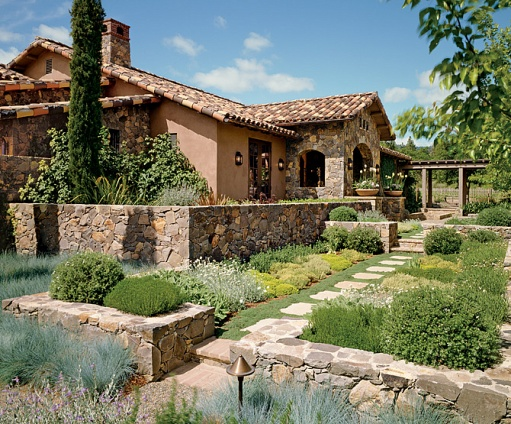 Old Italian Country Houses Wine Country, I...