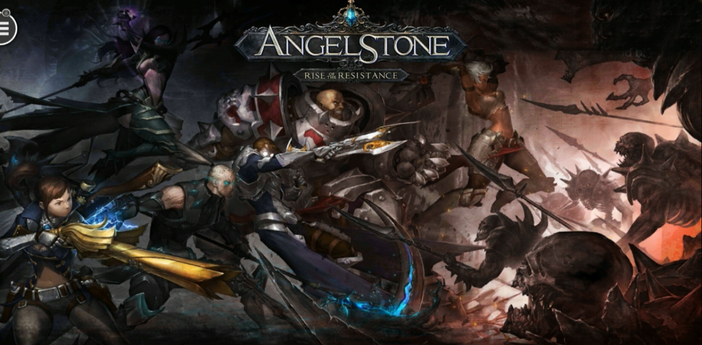 Angel Stone Gameplay IOS / Android