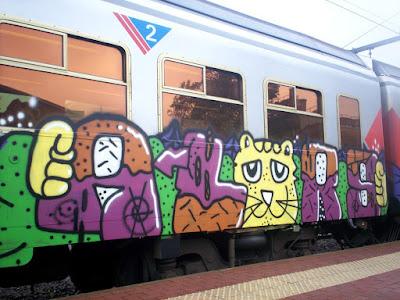 GRAFFITI LETTER