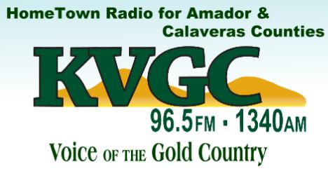 KVGC Radio 96.5 FM and 1340 AM