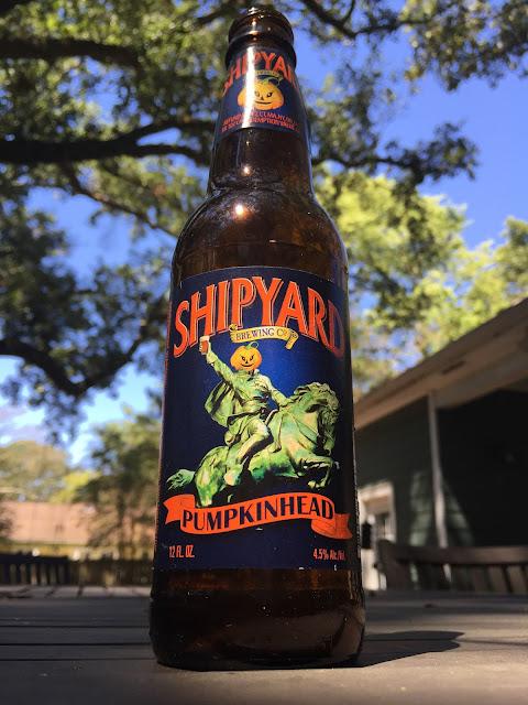 Pumpkinhead, Shipyard Brewing Company