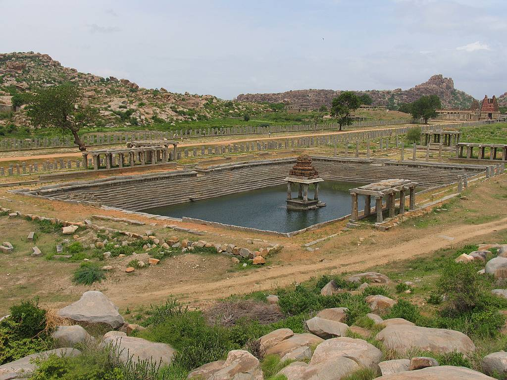 Hampi India  city photos : India – Hampi Village – The City of Ruins Hampi Tank Queen ...