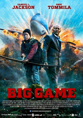 Big Game (2014) BluRay 1080p 1GB Subtitle Indonesia