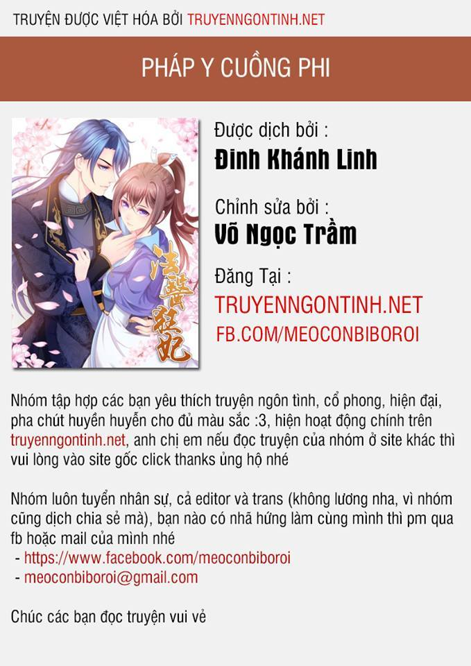 Pháp Y Cuồng Phi: Chapter 21