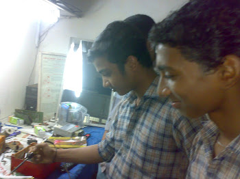 Students in OJT Centre