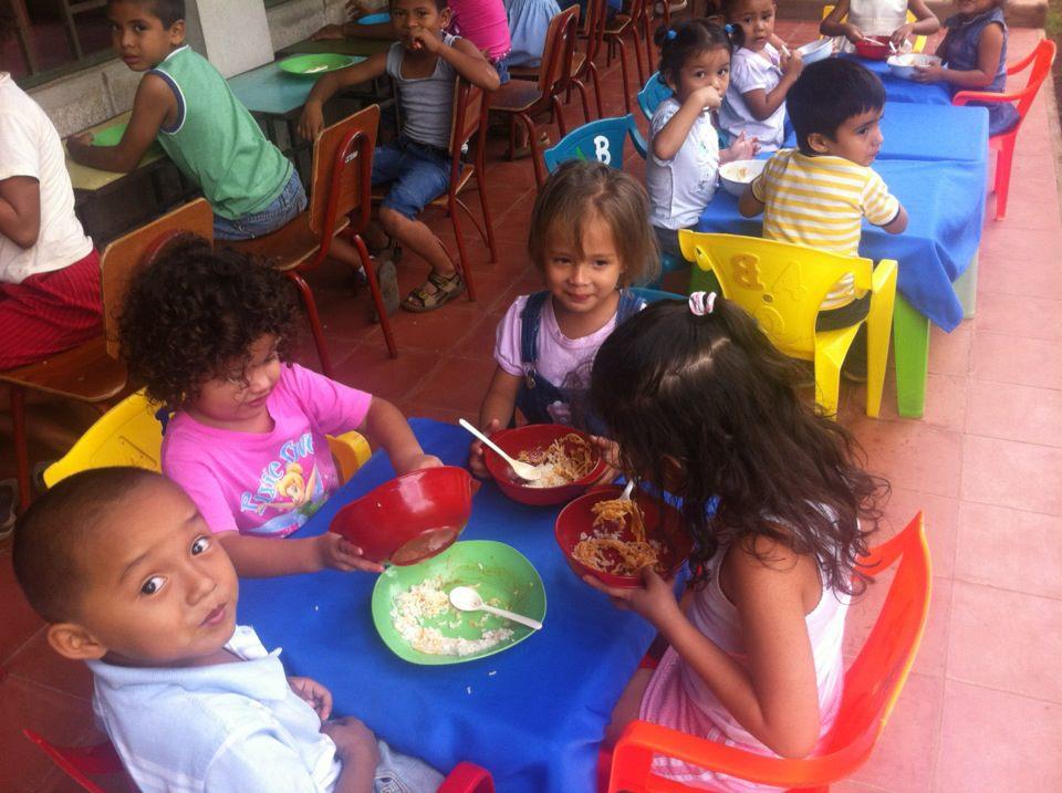 Proyecto reparto william fonseca leon espacio y for Proyecto comedor infantil