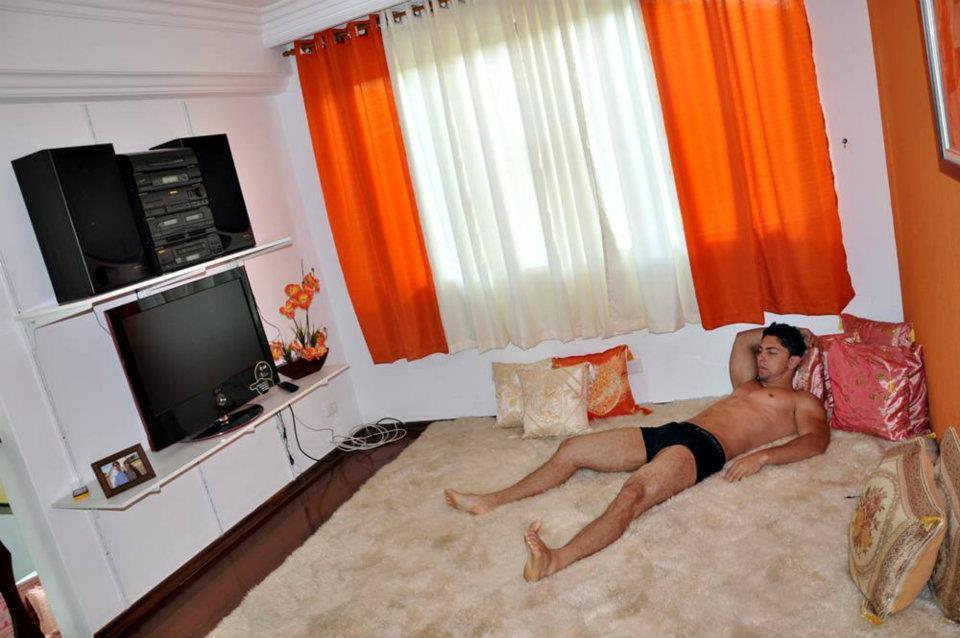 Almofadas Para Sala De Tv ~ CASA E JARDIM  DECORE SUA CASA VERDE Julho 2012