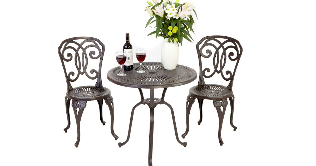 edge garden furniture blog free cast aluminium garden bistro set