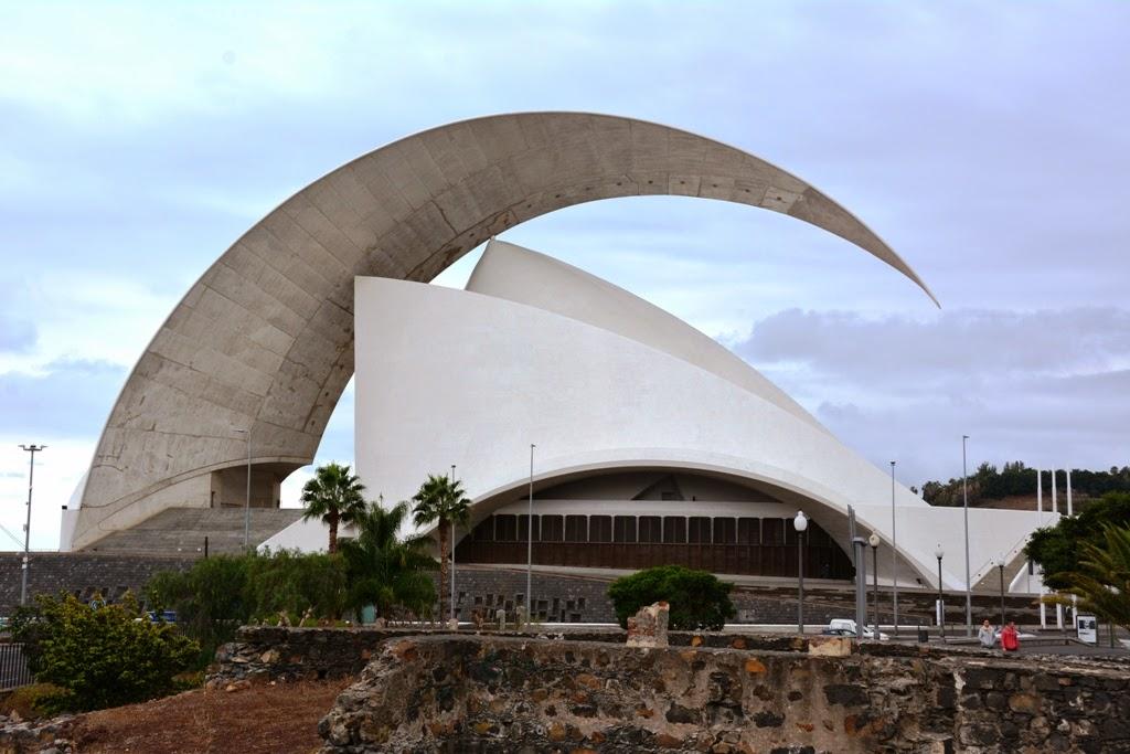 Auditorio de Tenerife Santa Cruz