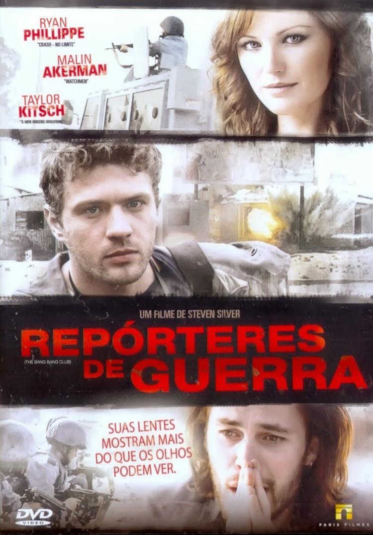 Repórteres de Guerra – Dublado (2010)