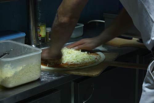 Obuka pizza majstora