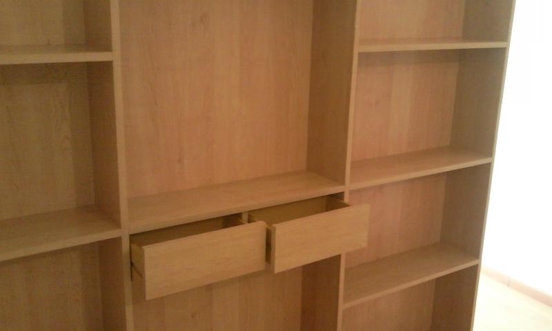Huara muebles placard con puertas corredizas y espejadas - Muebles con puertas corredizas ...
