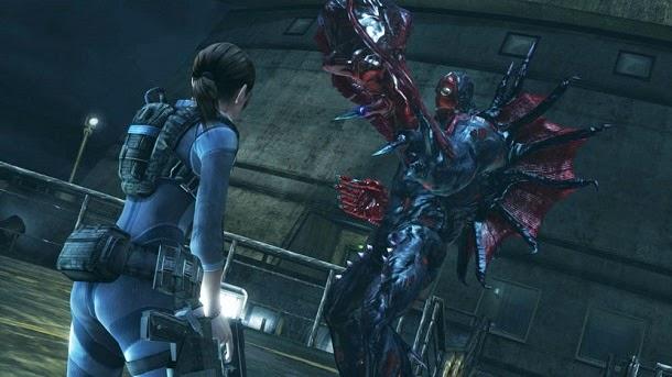 Veja como será o novo Resident Evil: Revelations 2