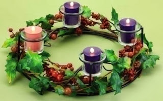 Advent Wreaths, part 2