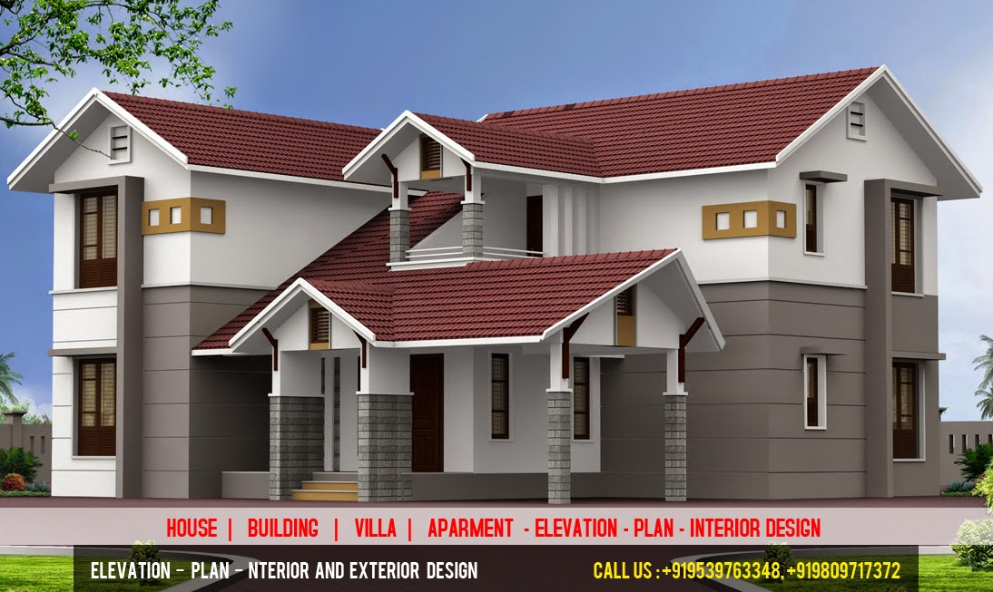 Front Elevation Cost : D elevation plan designer best house