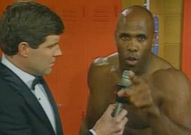 WWF / WWE - Summerslam 1992: Virgil had some choice words for rival, Nailz