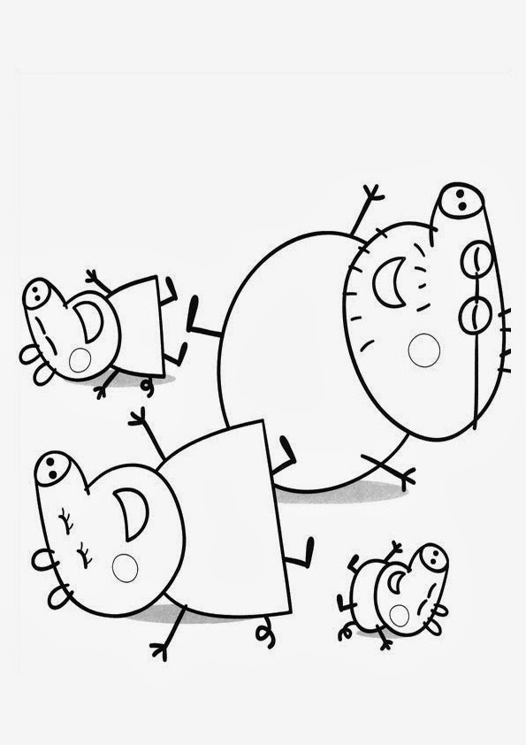 ub funkey coloring pages - photo#25