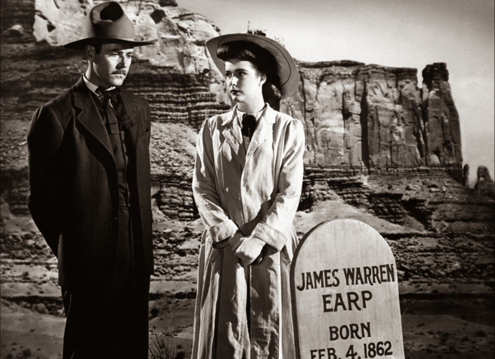 a review of my darling clementine a movie by john ford Usa, 1946 director: john ford production: twentieth century-fox black and white, 35mm running time: 97 minutes released november 1946 filmed on.