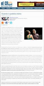 CRITICA ALMAGRO  - EL CRISOL DE CIUDAD REAL