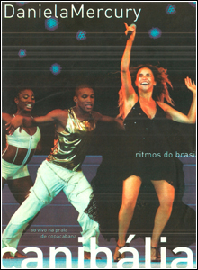 Download DVD Daniela Mercury Canibália Ritmos do Brasil DVDRip 2011