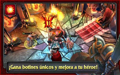 Heroes of Destiny .APK 1.0.3 Mod Android [Full] [Gratis]