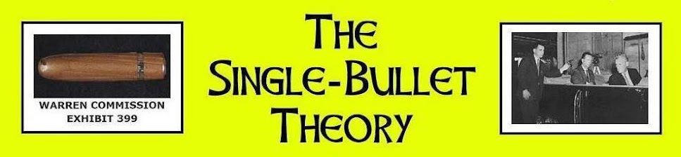 <center>THE SINGLE-BULLET THEORY </center>