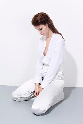 Suit, white