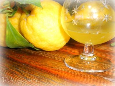 Dolcigolosità- limoncello forte