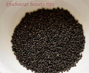 basil seeds benefits for skin
