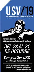 Universidad Social de Vallecas 2019