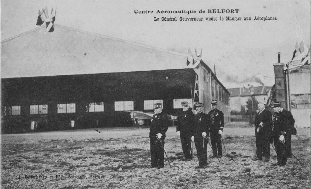 Champ de mars Belfort