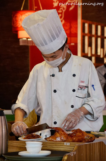 Beijing Peking Duck Chef