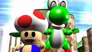 Toad ve Yoshi Macerası