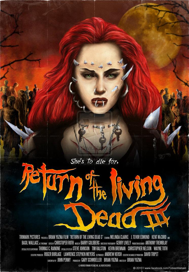 Return of the Living Dead 3 (1993) ผีลืมหลุม ภาค 3